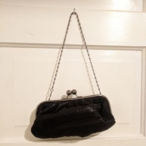 Express clutch / purse with chain